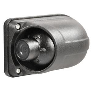 "CabCAM Camera Compact Side Mount 110 Deg 1/3"" Color CCD W/ IR For Wired System SVC134"