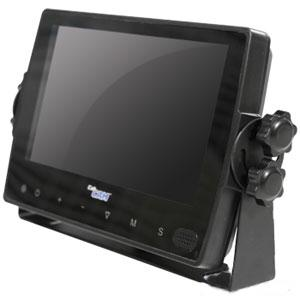 """CabCAM 7"""" Color Digital TFT LCD Touch Button Monitor 22 Pin TM7121"""