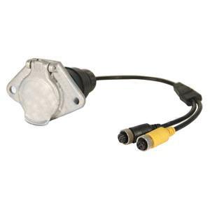 CabCAM Plug Monitor End 2 Camera Capability TP7523