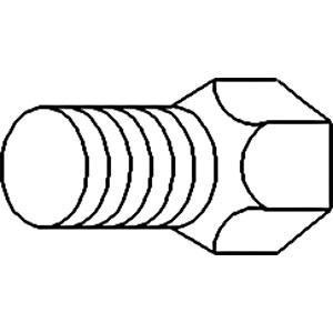 Lug Bolt TX10863