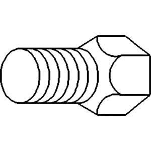 Bolt Front Lug TX10870