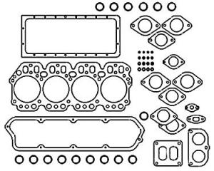 Gasket Set Lower without Seals U5LB0045