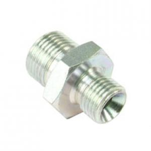 Straight Solid Male BSP X Male BSP Adapter VFA1001