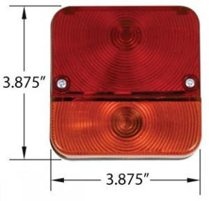 Rear Lamp Trailer Board VLC2051