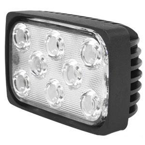 Work Lamp LED Rectangle Trapezoid WL845