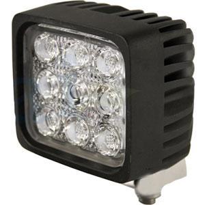 Work Lamp LED Square Combination Flood / Trapezoid Light Pattern WL895
