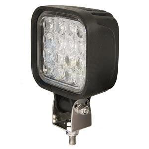 Work Lamp LED Trapezoid Square WL905