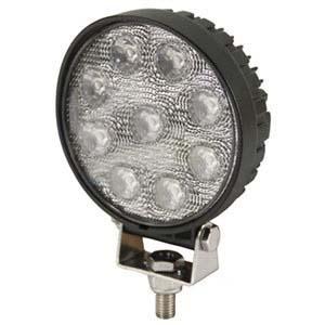 Work Lamp LED Flood Round WL972