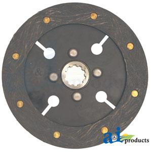 """Drive Disc Assembly: 6.5"""" WP711192000"""