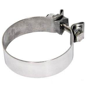 """Clamp 4"""" Stainless Steel For 4"""" Chrome Stack ZNL90875A"""